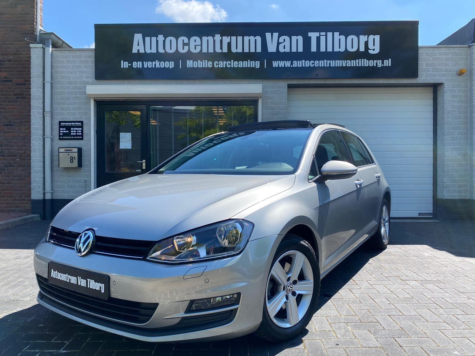 Volkswagen Golf occasion - Autocentrum van Tilborg