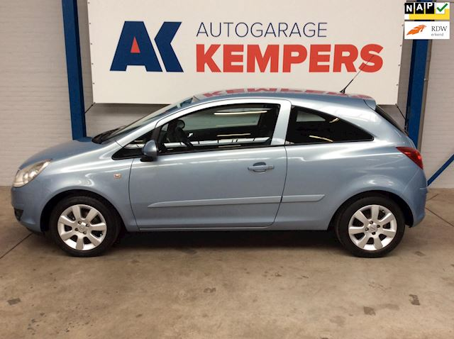 Opel Corsa occasion - Autogarage Kempers