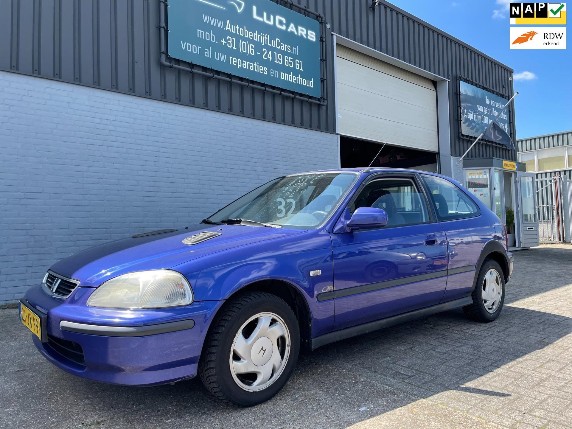 Honda Civic occasion - LuCars