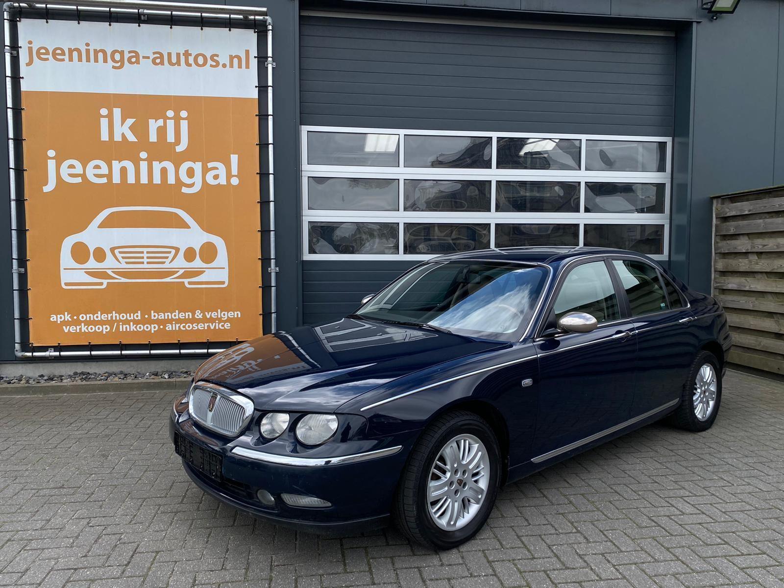 Rover 75 occasion - Jeeninga Auto's