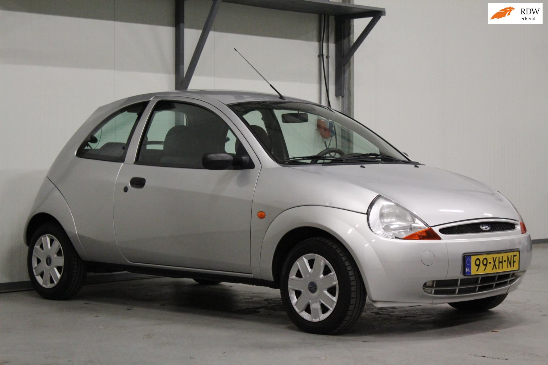 Ford Ka occasion - Gerrit Vos Auto's