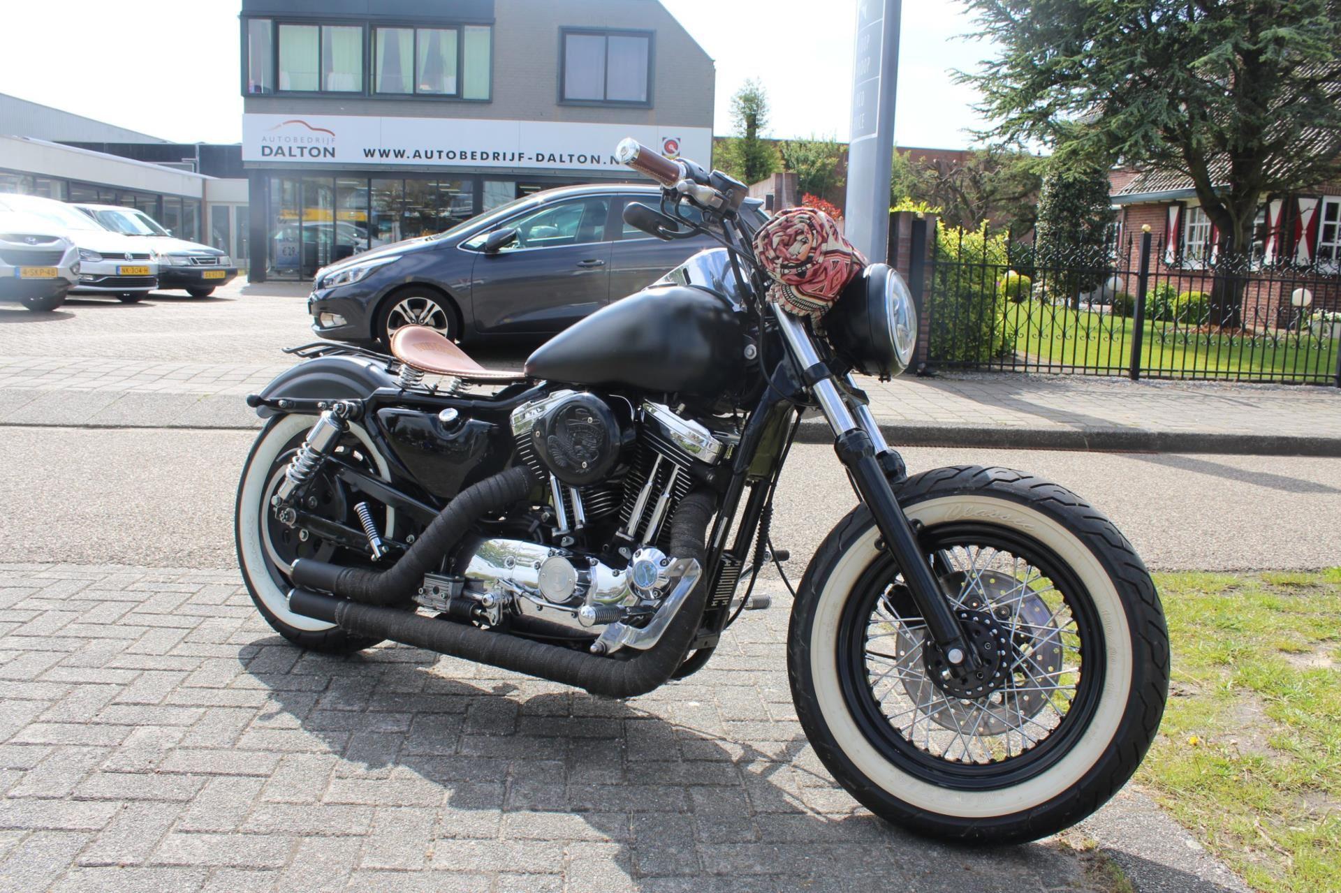 Harley Davidson Chopper occasion - Autobedrijf Dalton