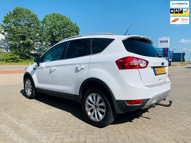 Ford Kuga 2.0 TDCi Trend FWD