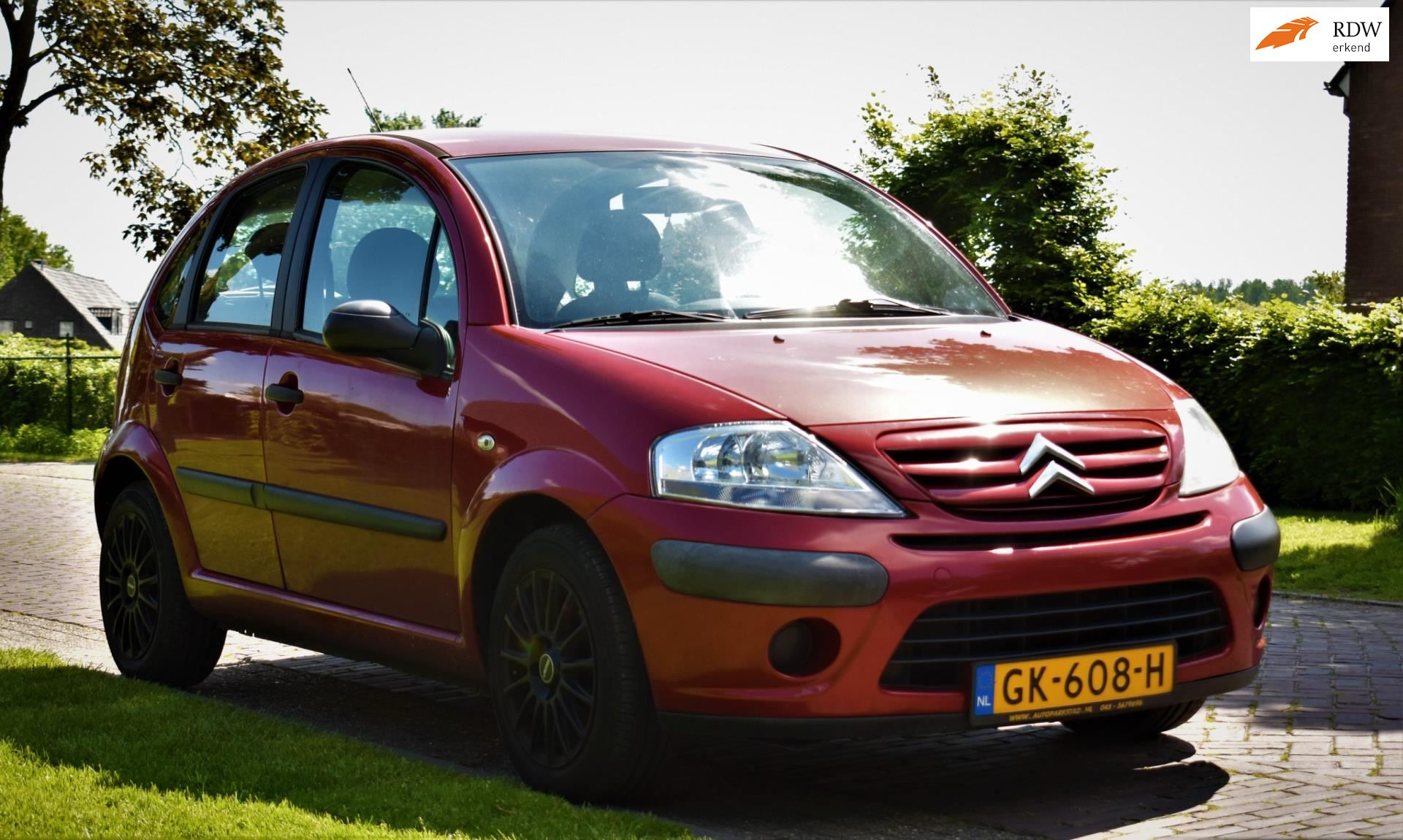 Citroen C3 occasion - F. Klomp Auto's