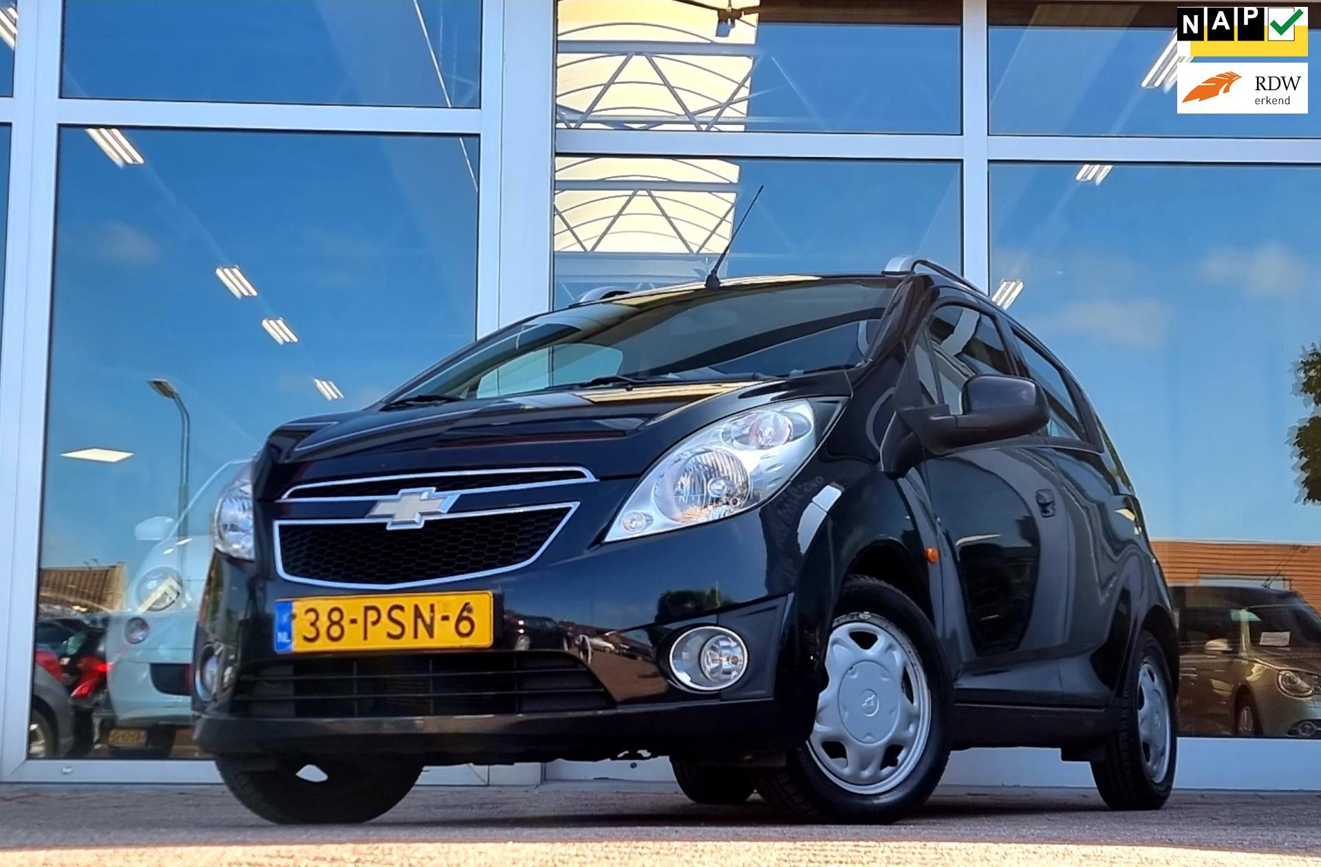 Chevrolet Spark occasion - van den Boog Automotive