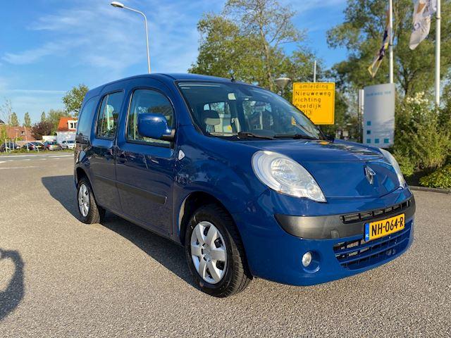 Renault Kangoo Family 1.6-16V Expression / AUTOMAAT / AIRCO / CRUISE.ONTROL / ELECRAMEN / BLUETOOTH / DUBBELE.SCHUIFDEUR.....