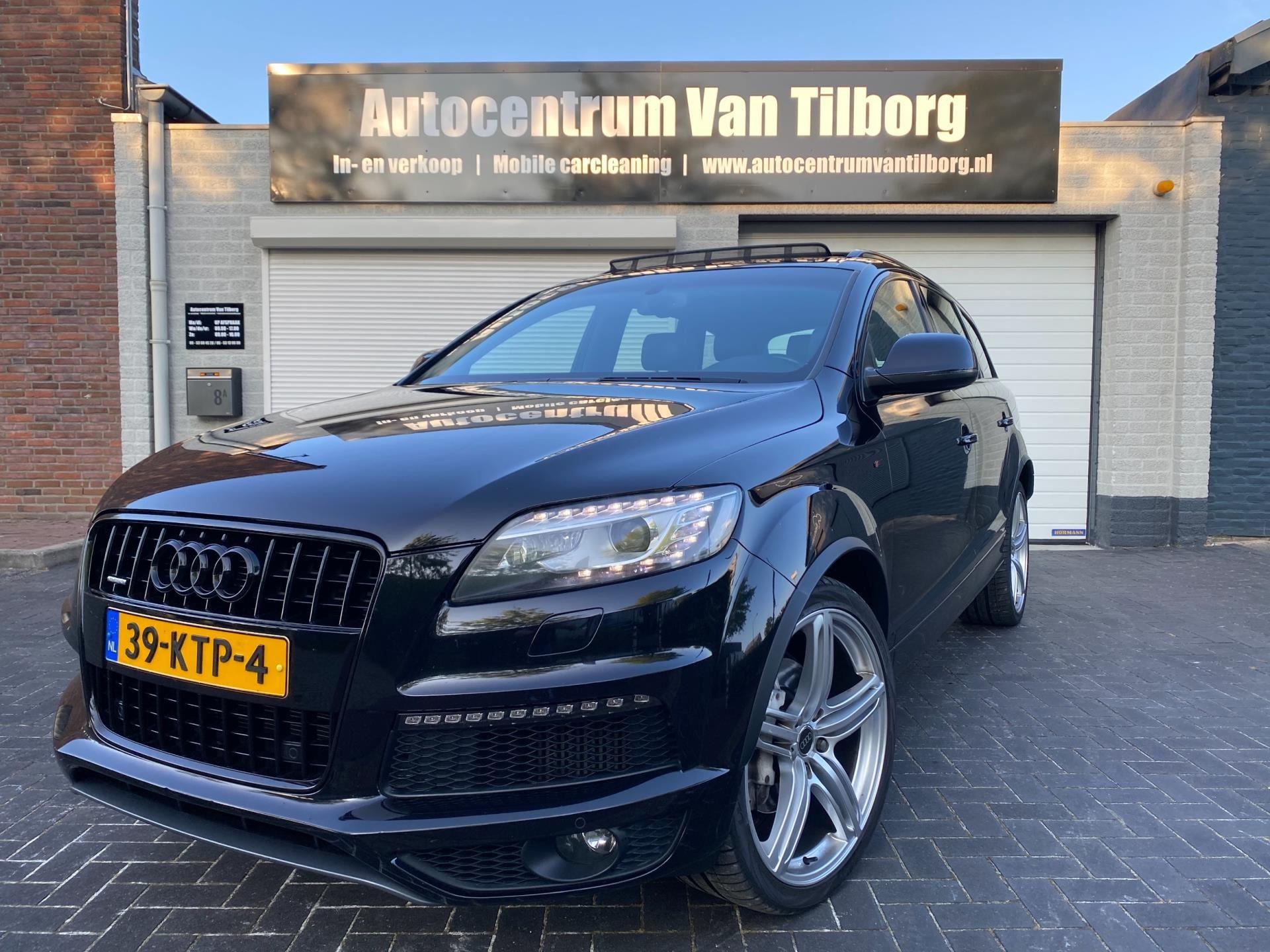 Audi Q7 occasion - Autocentrum van Tilborg