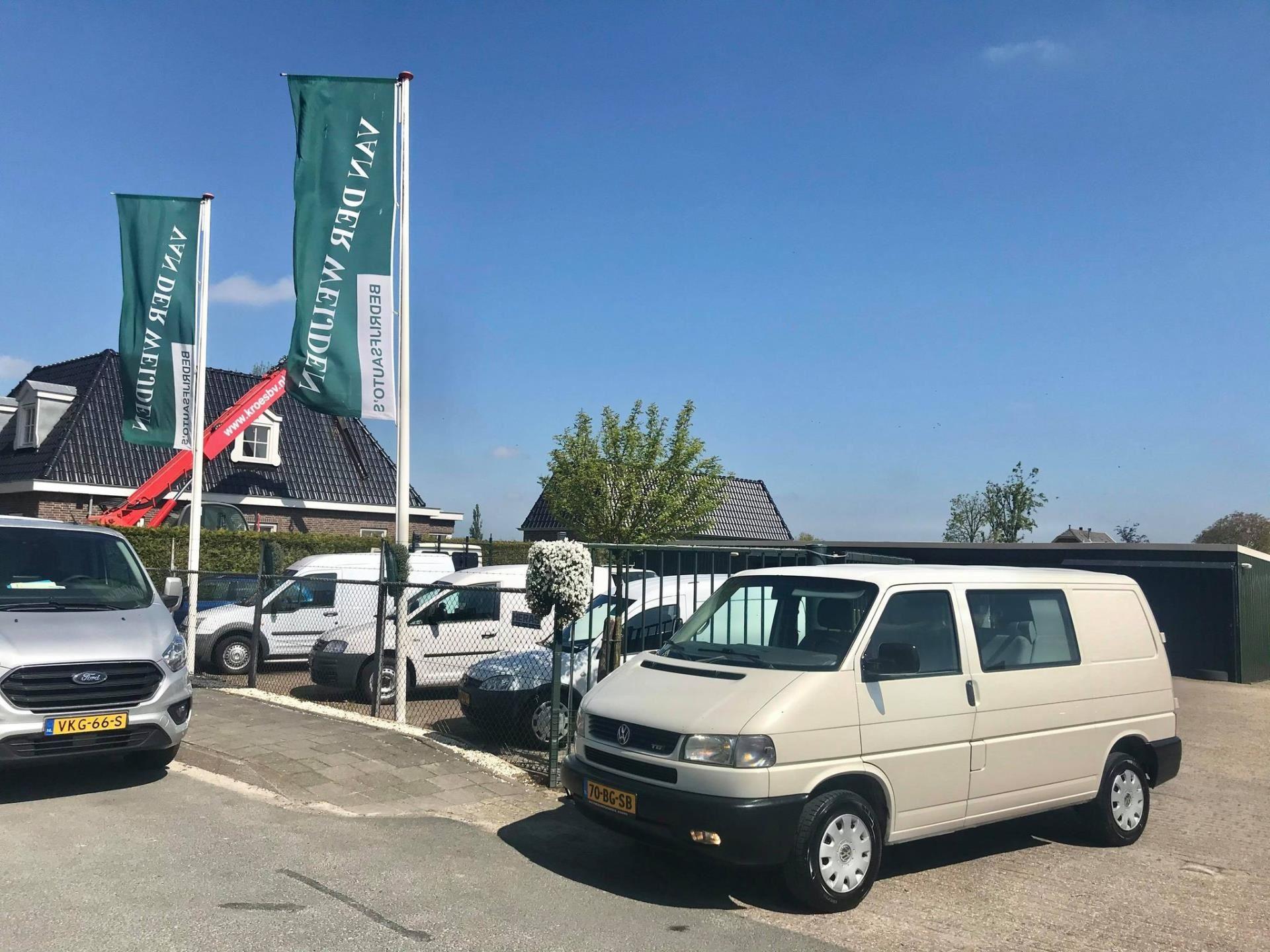 Volkswagen Transporter occasion - Van der Weijden Bedrijfsauto's