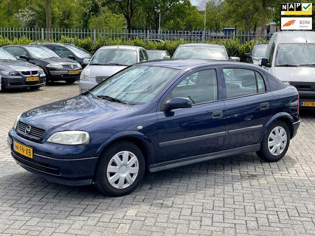 Opel Astra occasion - Autobedrijf A Van Esch