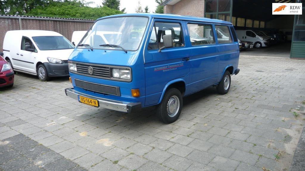 Volkswagen Transporter occasion - Autobedrijf Timmermans VOF