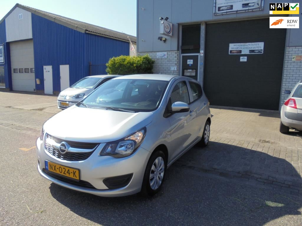Opel KARL occasion - LTH Auto's
