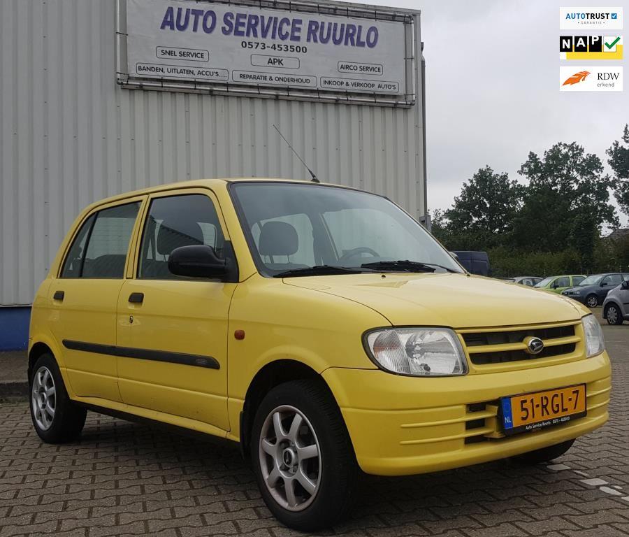 Daihatsu Cuore occasion - Auto Service Ruurlo