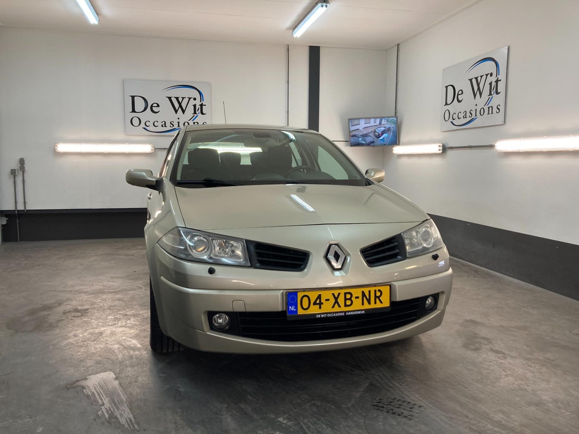 Renault Mégane occasion - De Wit Occasions