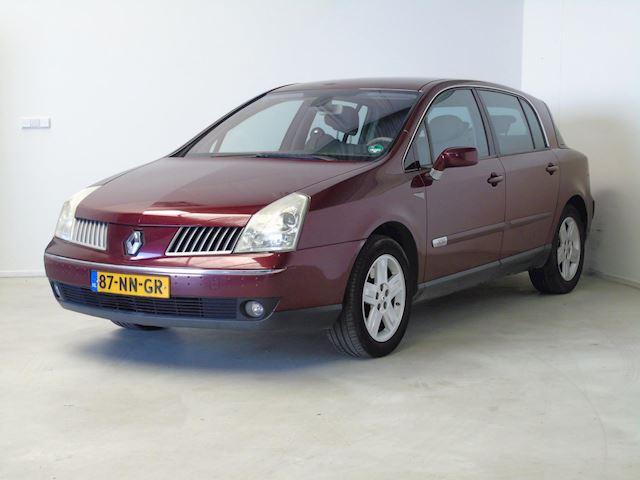 Renault Vel Satis 2.0 16V Turbo Expression Airco Automaat