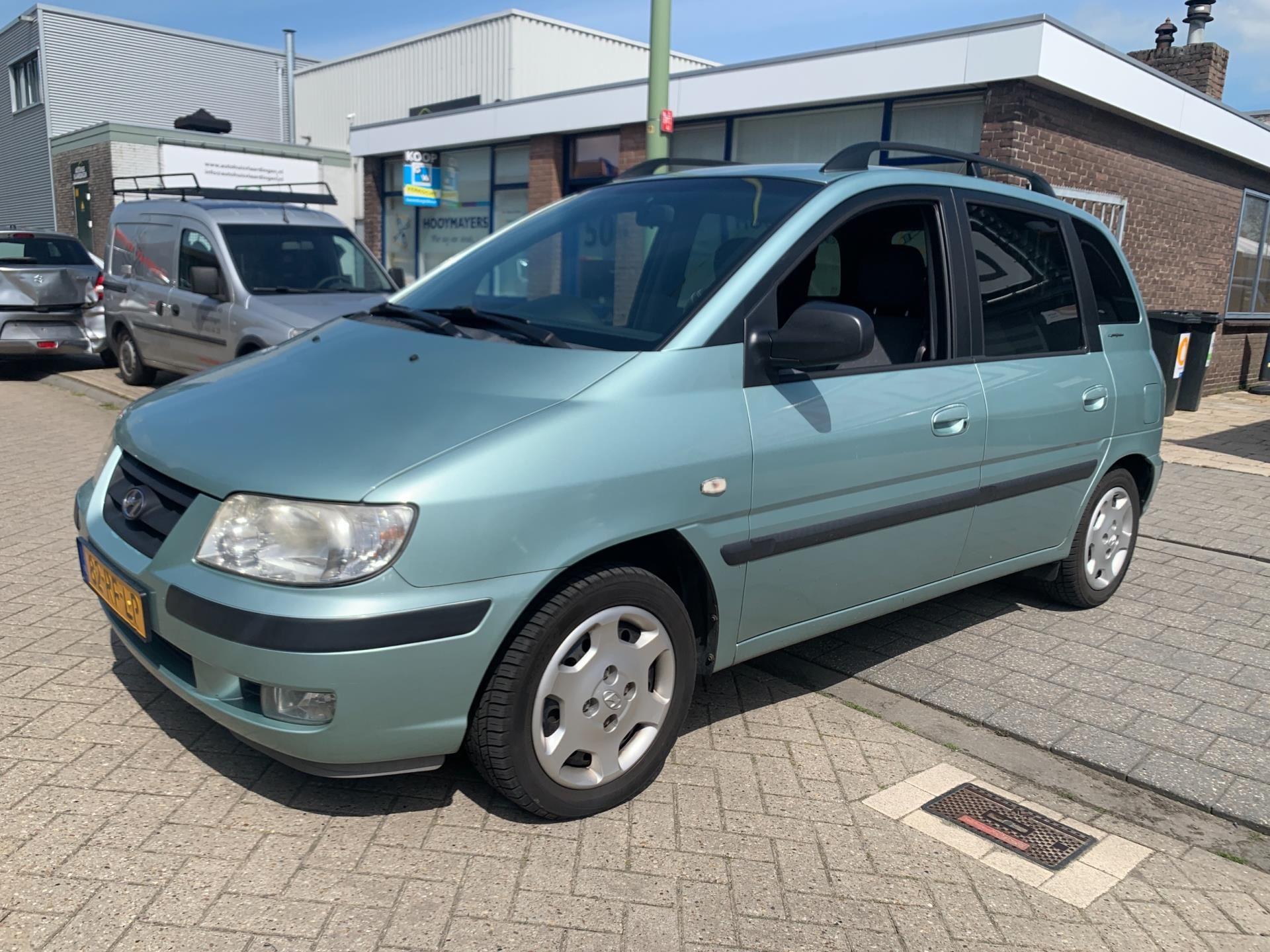 Hyundai Matrix occasion - Kose Auto's