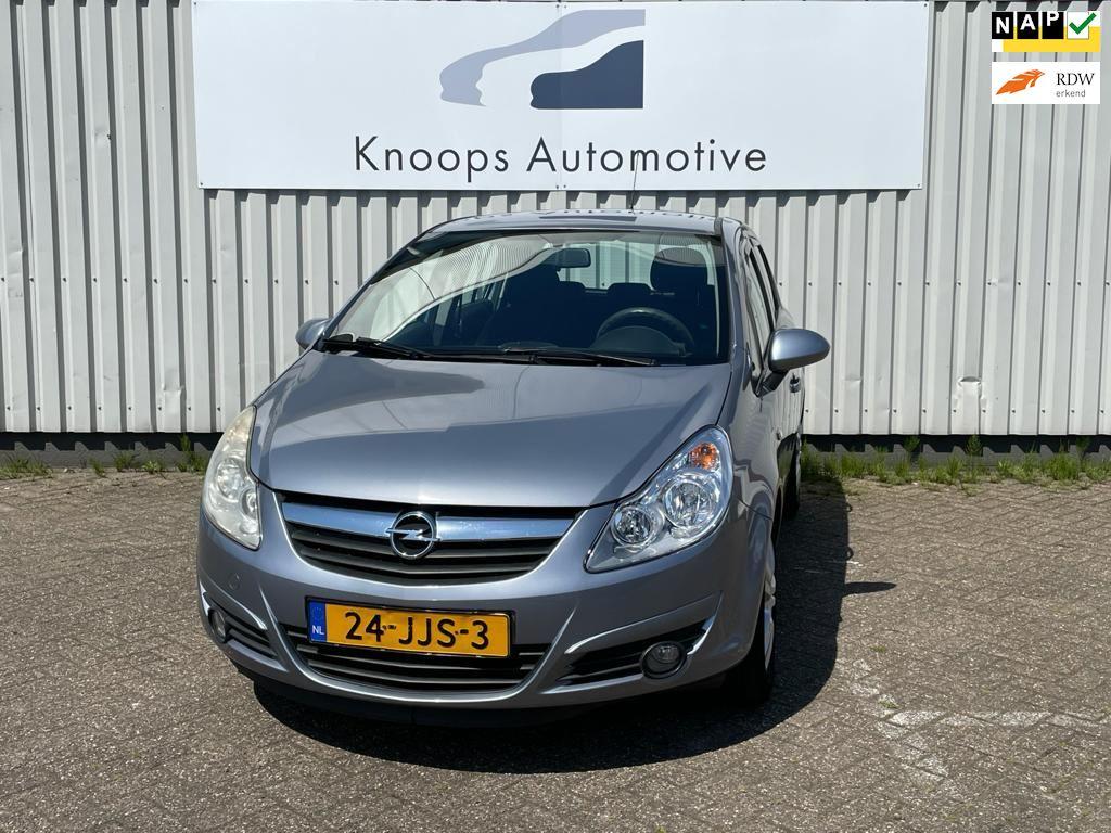 Opel Corsa occasion - Knoops Automotive