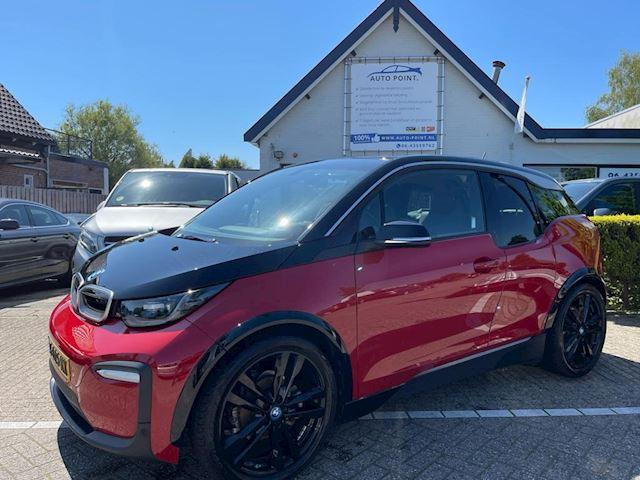 BMW I3 LEDER/PANORAMA/EUCALYPTUS/CARBON 120Ah 42 kWh