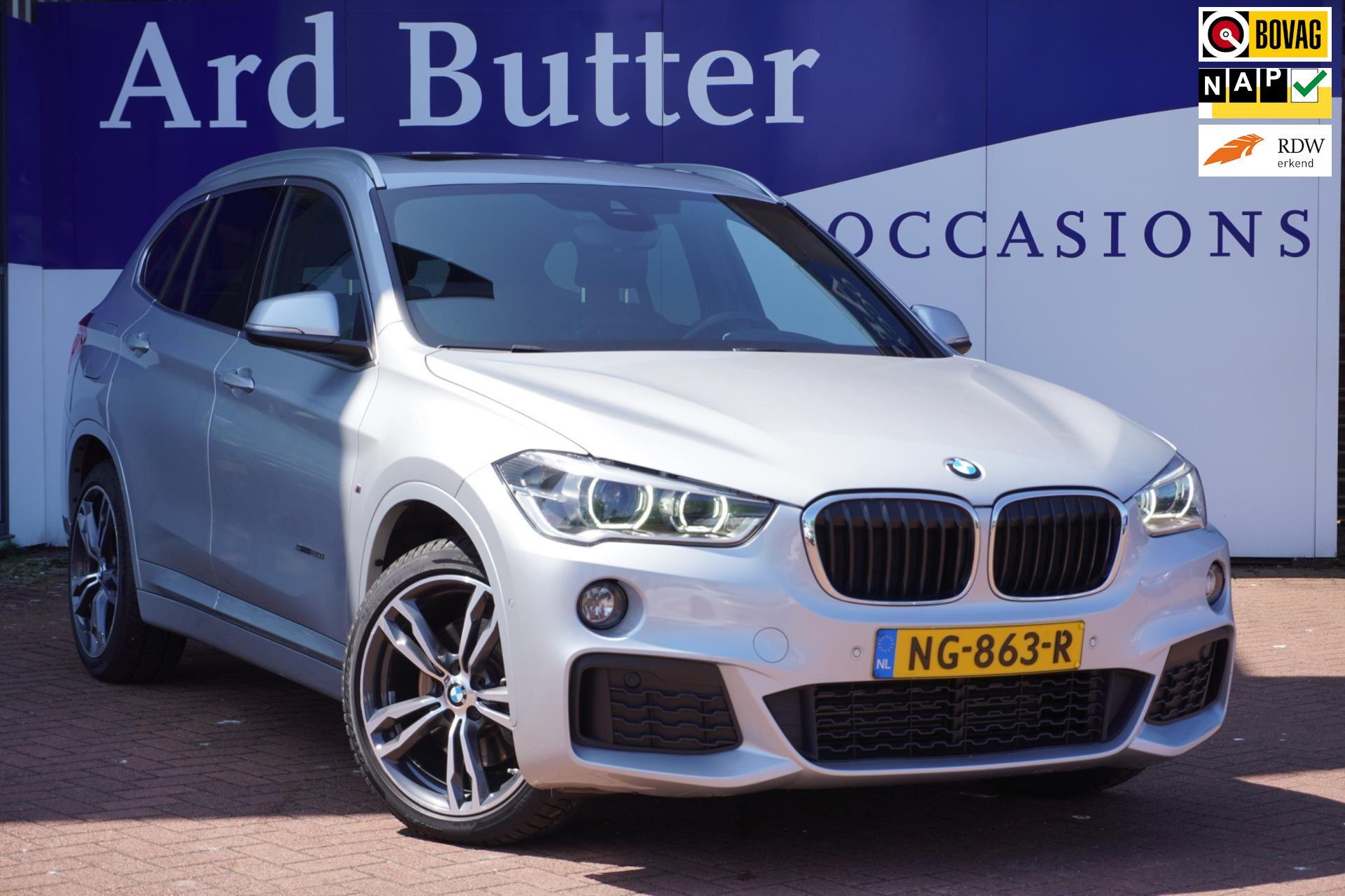 BMW X1 occasion - Autobedrijf Ard Butter B.V.