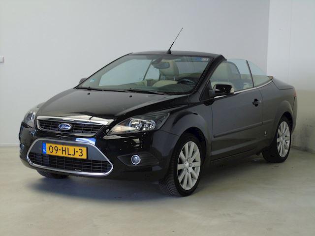 Ford Focus Coupé-Cabriolet occasion - van Dijk auto's