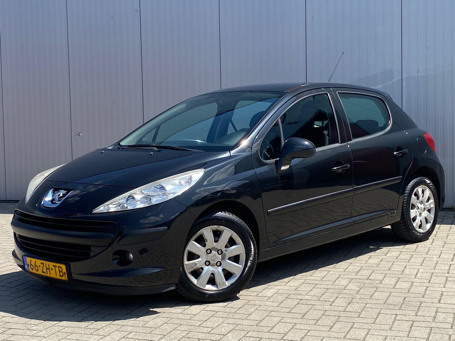 Peugeot 207 occasion - S.K Automobielen