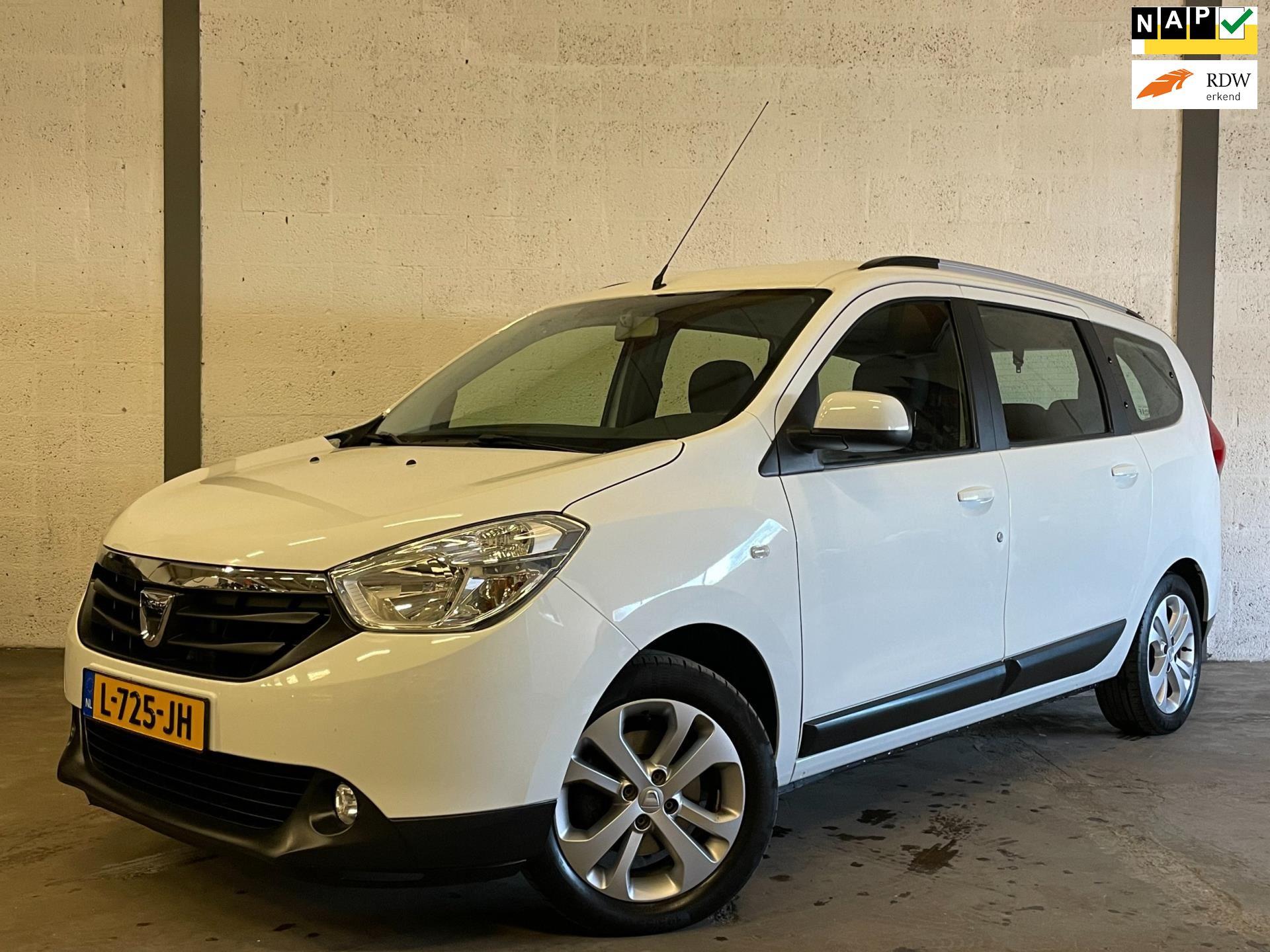 Dacia Lodgy occasion - Auto Centrum Heerhugowaard