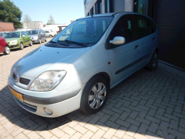 Renault Scénic 1.6-16V RXE/APK TOT 06-2022!!
