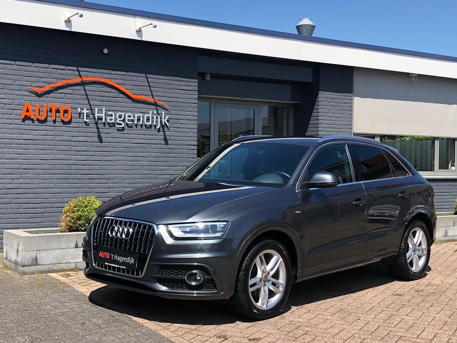 Audi Q3 occasion - Auto 't Hagendijk