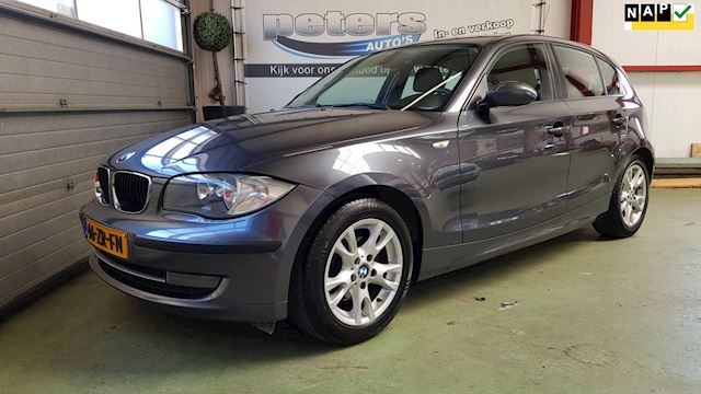 BMW 1-serie occasion - Peters Auto's