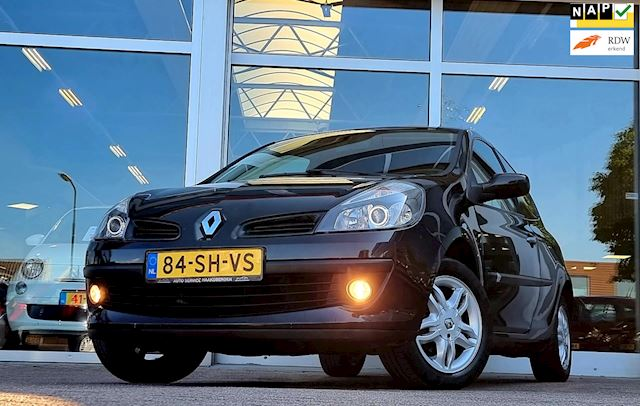 Renault Clio 1.2i 16V Team Spirit  LM Velgen APK 18-03-2022