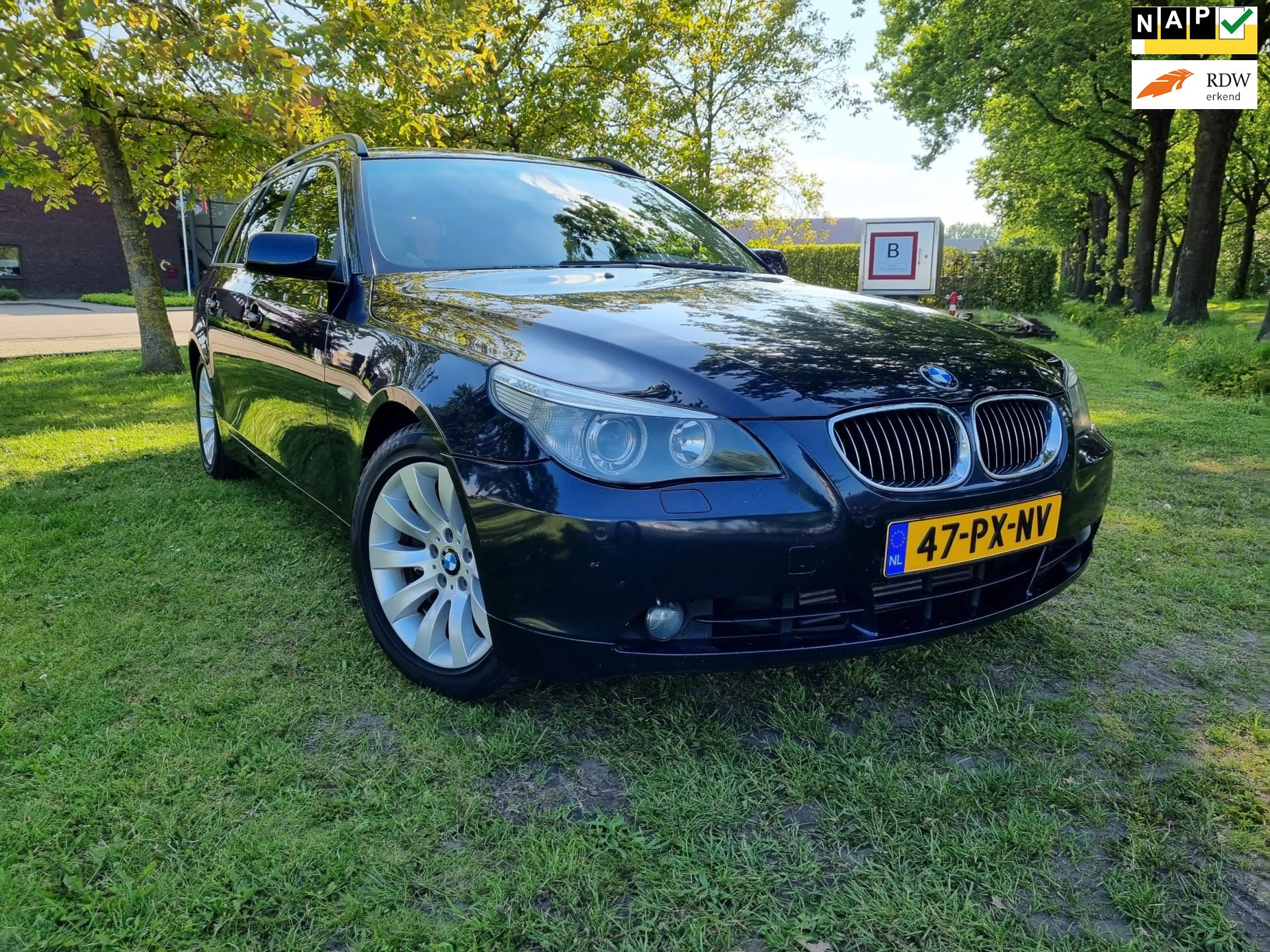 BMW 5-serie Touring occasion - Twin cars