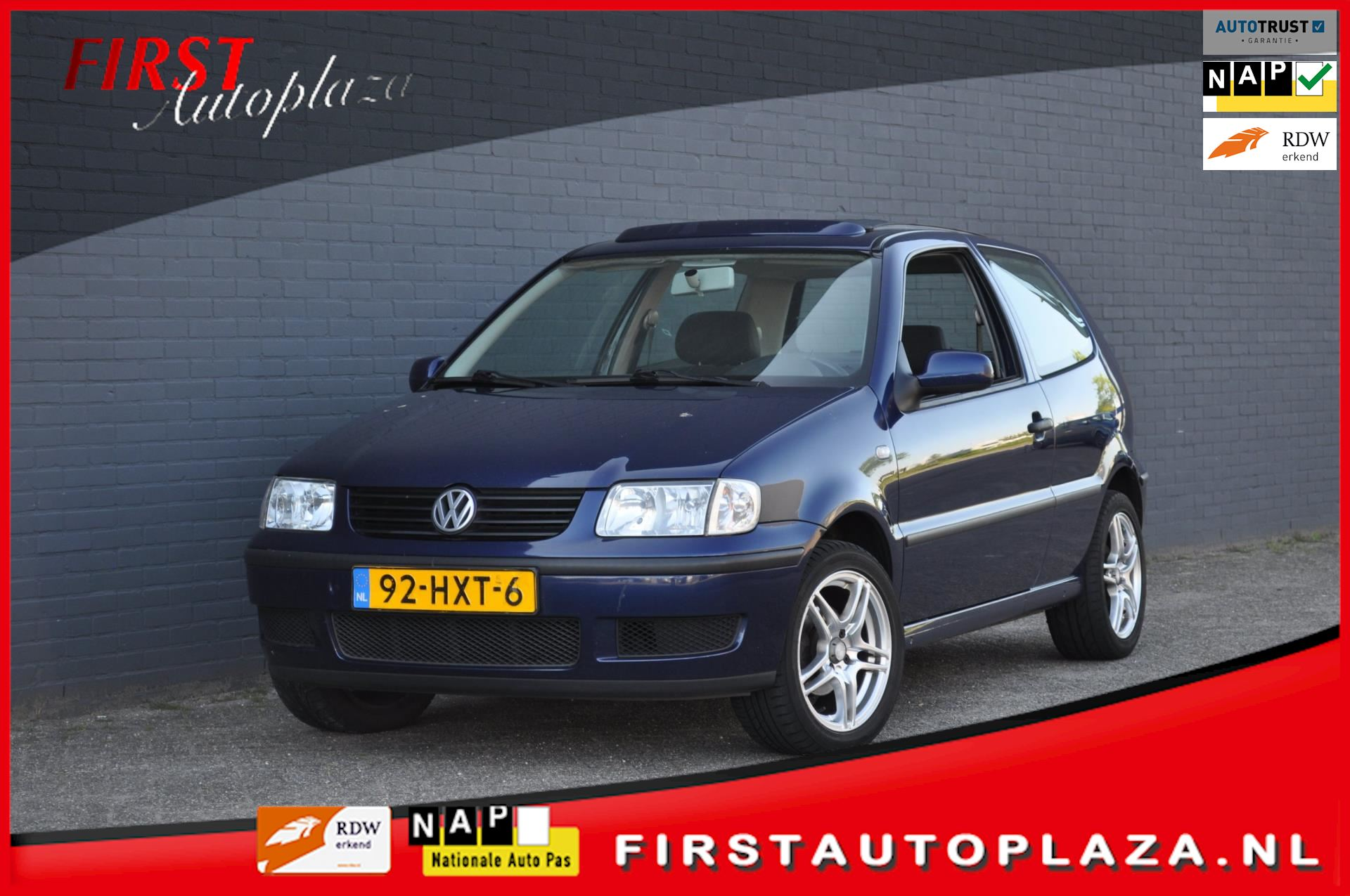Volkswagen Polo occasion - FIRST Autoplaza B.V.
