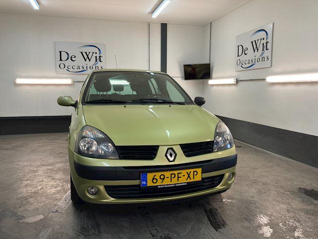 Renault Clio 1.2-16V Dynamique Luxe 5 DRS uitv. in NETTE STAAT. NWE APK/GARANTIE.