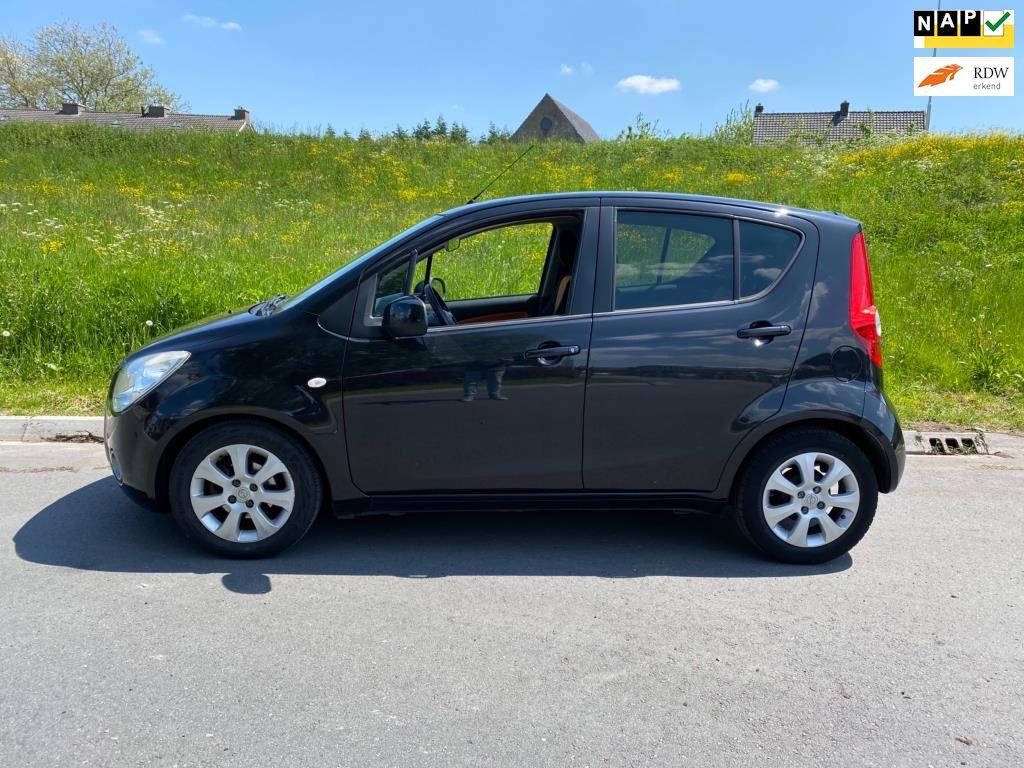 Opel Agila occasion - RW Cars