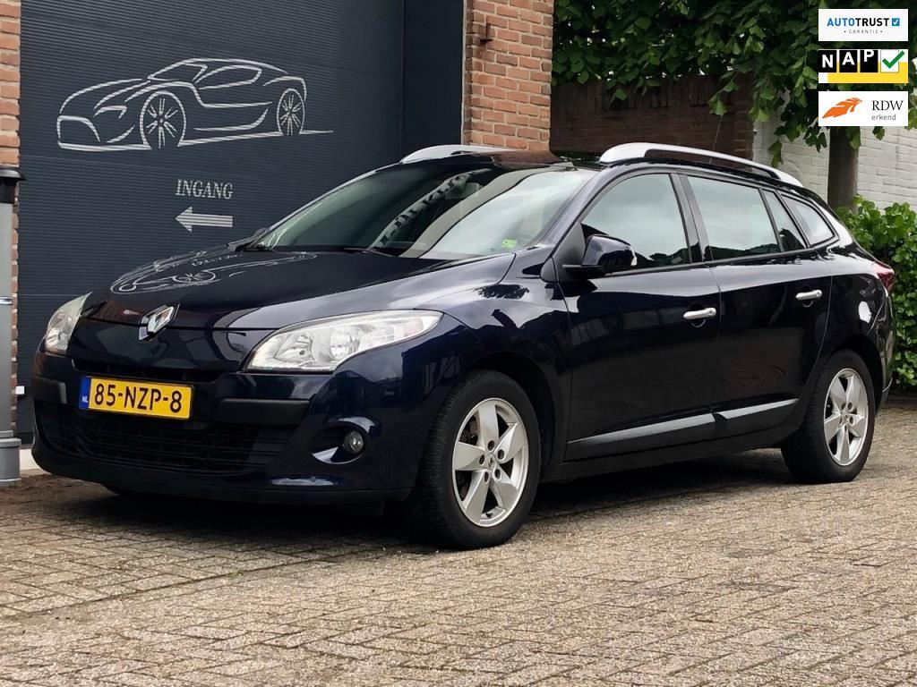 Renault Mégane Estate occasion - Kriek Auto's