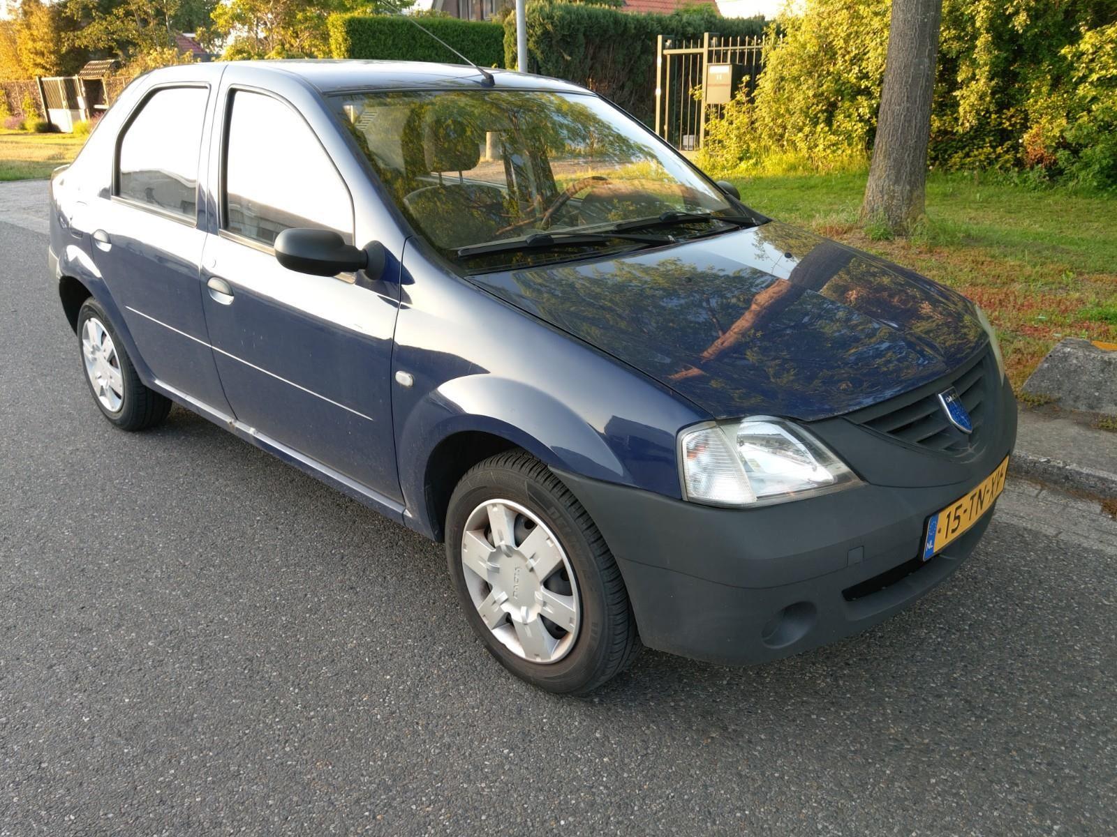 Dacia Logan occasion - JP-Automobielen