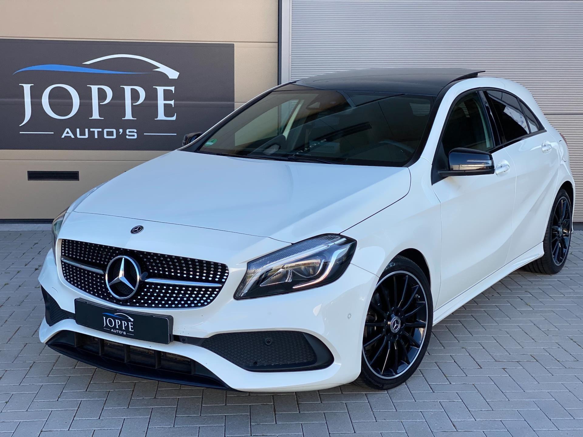 Mercedes-Benz A-klasse occasion - Joppe Auto's