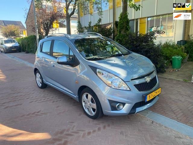 Chevrolet Spark Tweede eigenaar / 66.000 NAP / Nieuw APK / Digitale airco