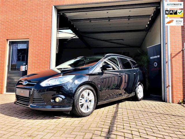 Ford Focus Wagon 1.6 EcoBoost Titanium 150pk/ CRUISE/ USB/ NIEUWE APK