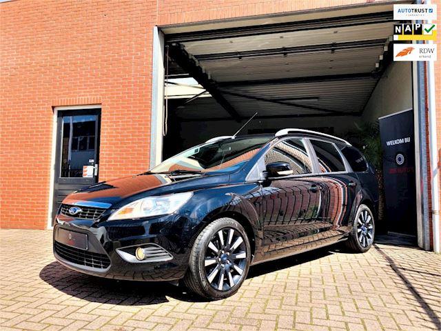 Ford Focus Wagon 1.6 Black Magic/ PDC/ LEER/ AIRCO/ ELEKTR.PAKKET/ NIEUWE APK