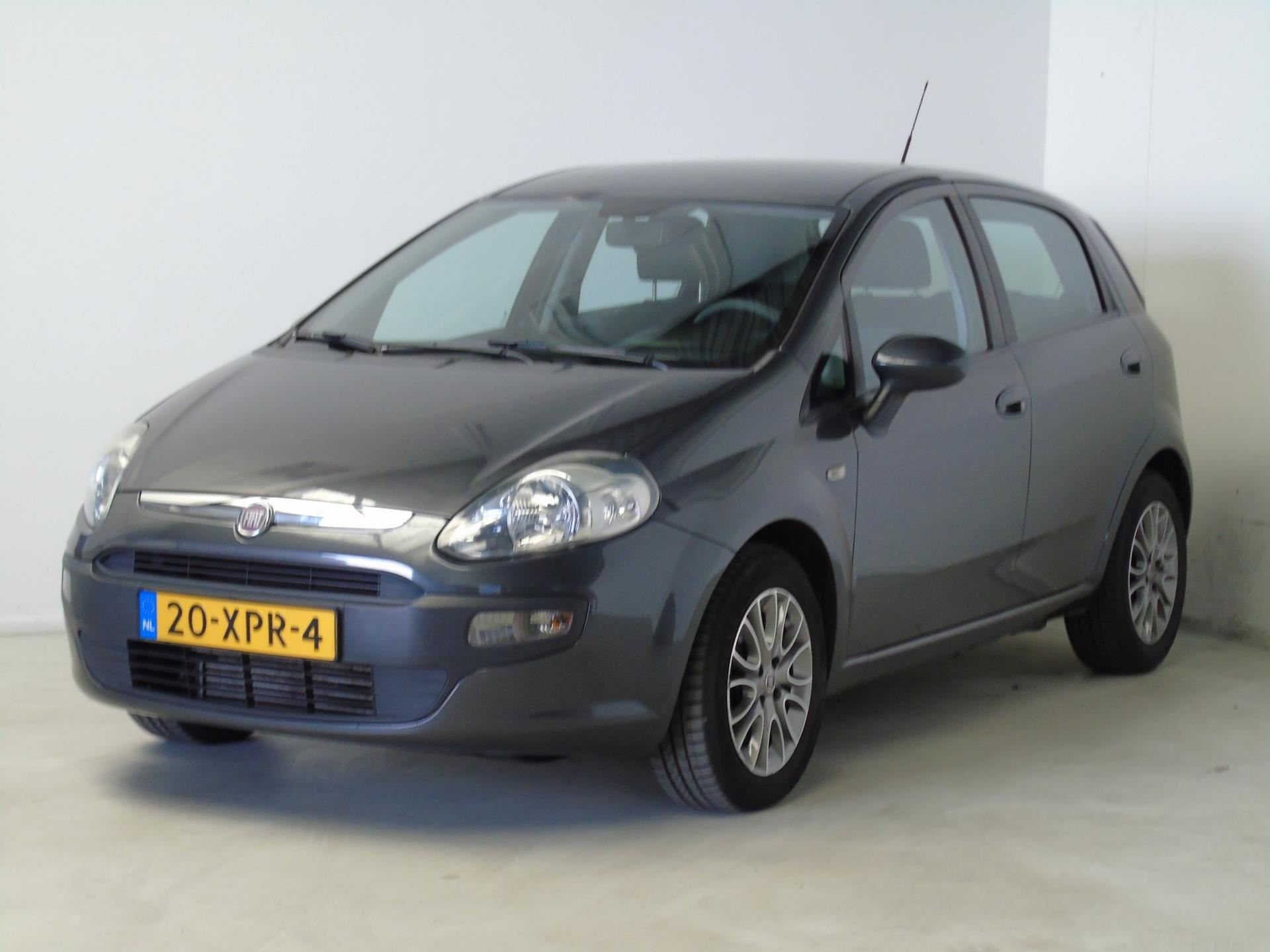 Fiat Punto Evo occasion - van Dijk auto's