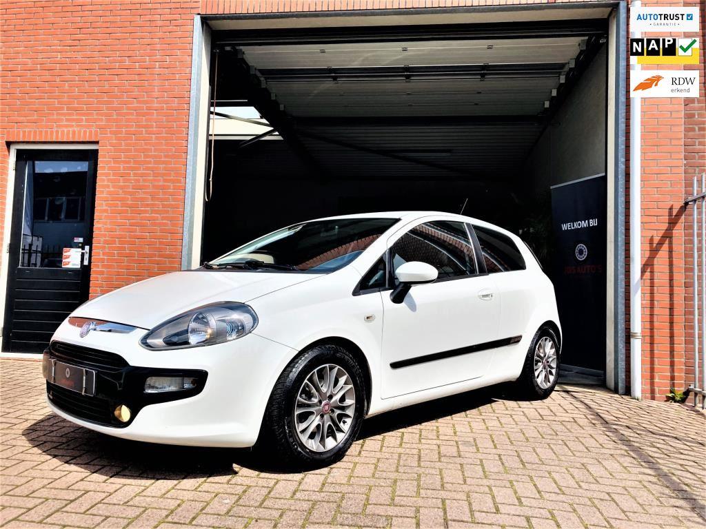Fiat Punto Evo occasion - JDS AUTO'S