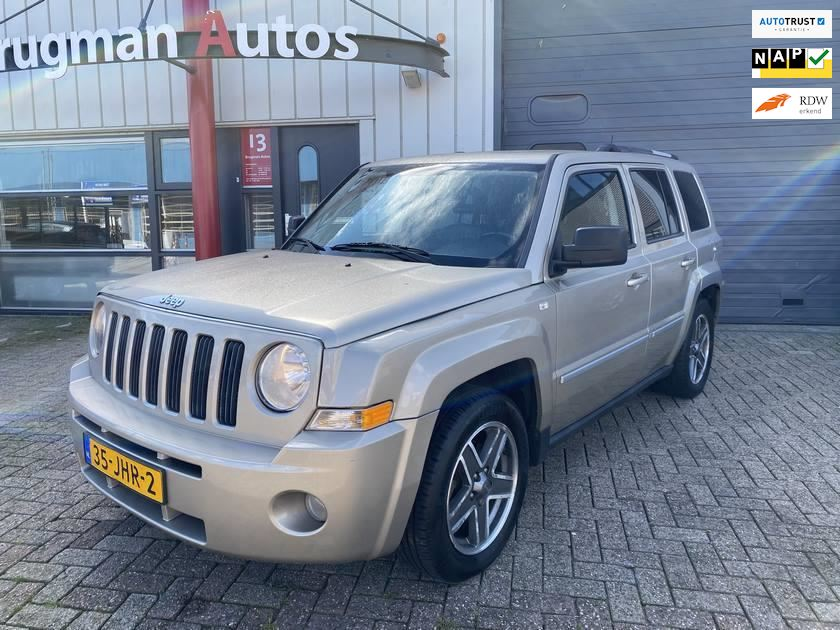 Jeep Patriot occasion - Brugman Auto's