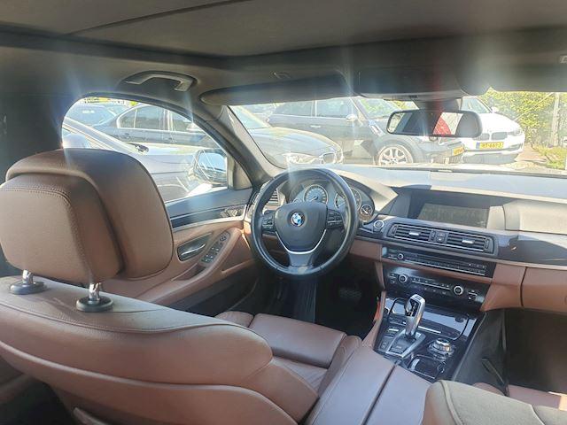BMW 5-serie Touring 520i High Executive SportLeder Panodak H-Up