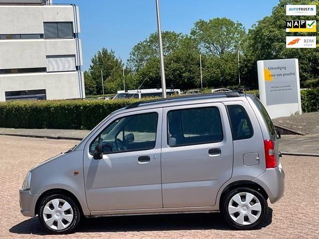 Suzuki Wagon R occasion - Jesse de Koning Auto`s