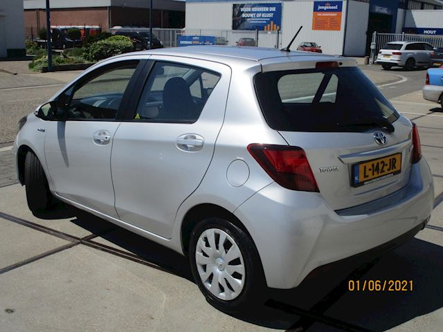 Toyota Yaris 1.5 Hybrid Now NW.STAAT