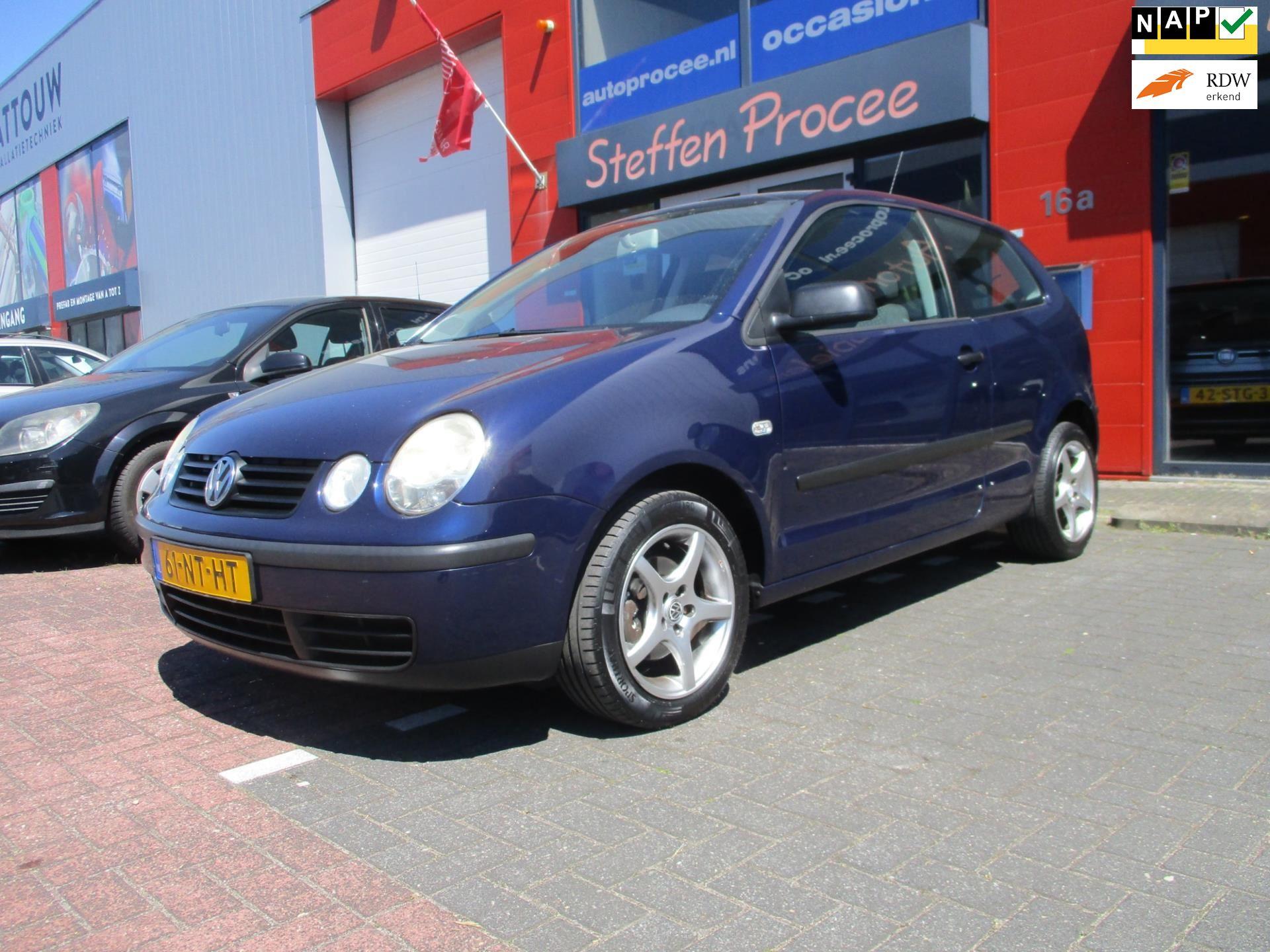 Volkswagen Polo occasion - Steffen Procee Automobielen