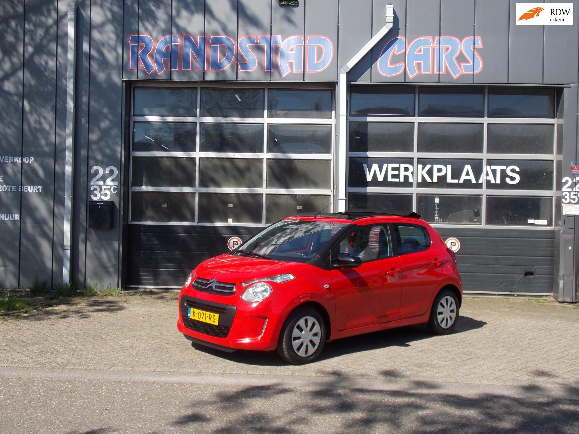 Citroen C1 occasion - Randstad Cars