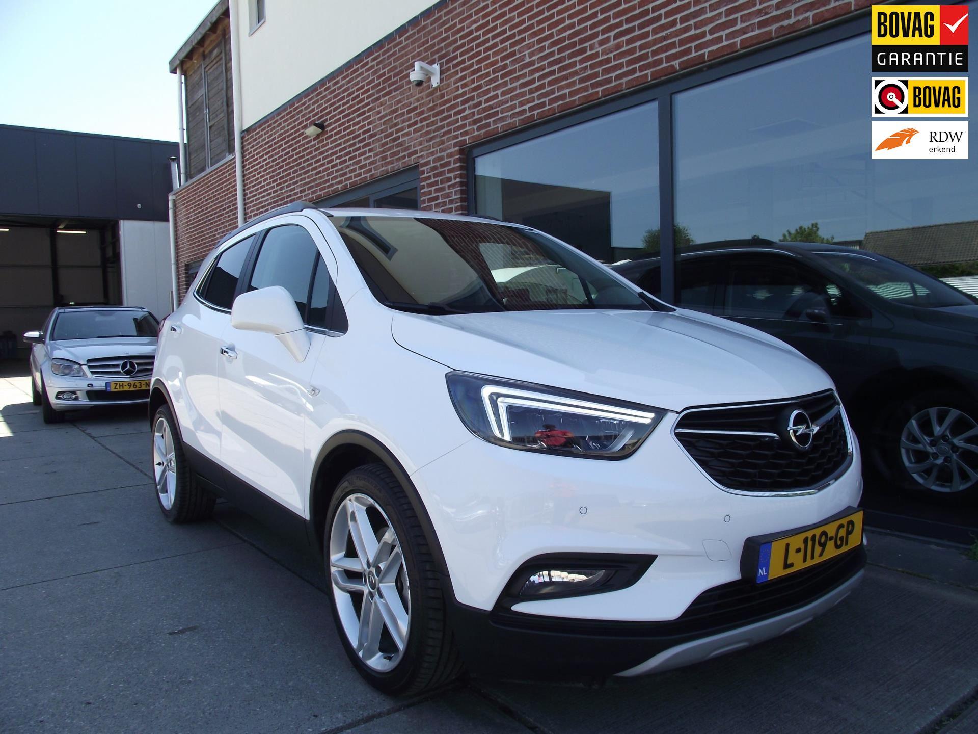 Opel Mokka X occasion - Autobedrijf de Kramer
