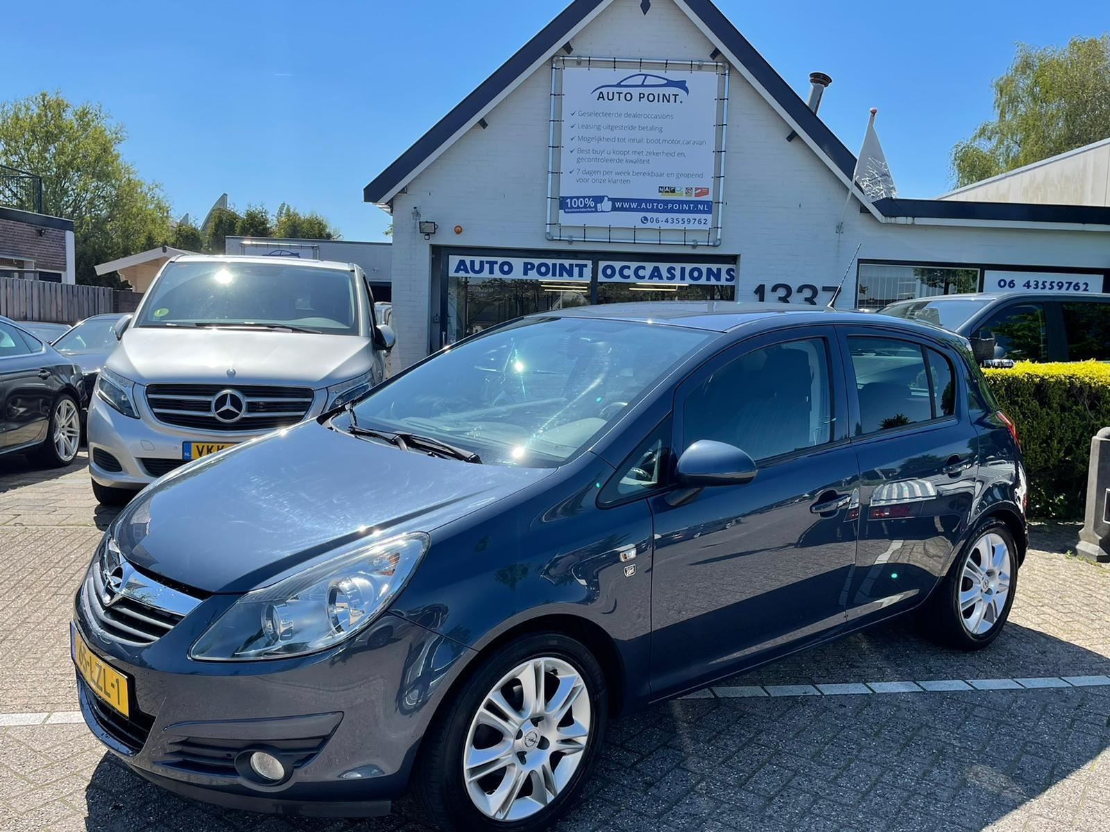 Opel Corsa occasion - Auto Point