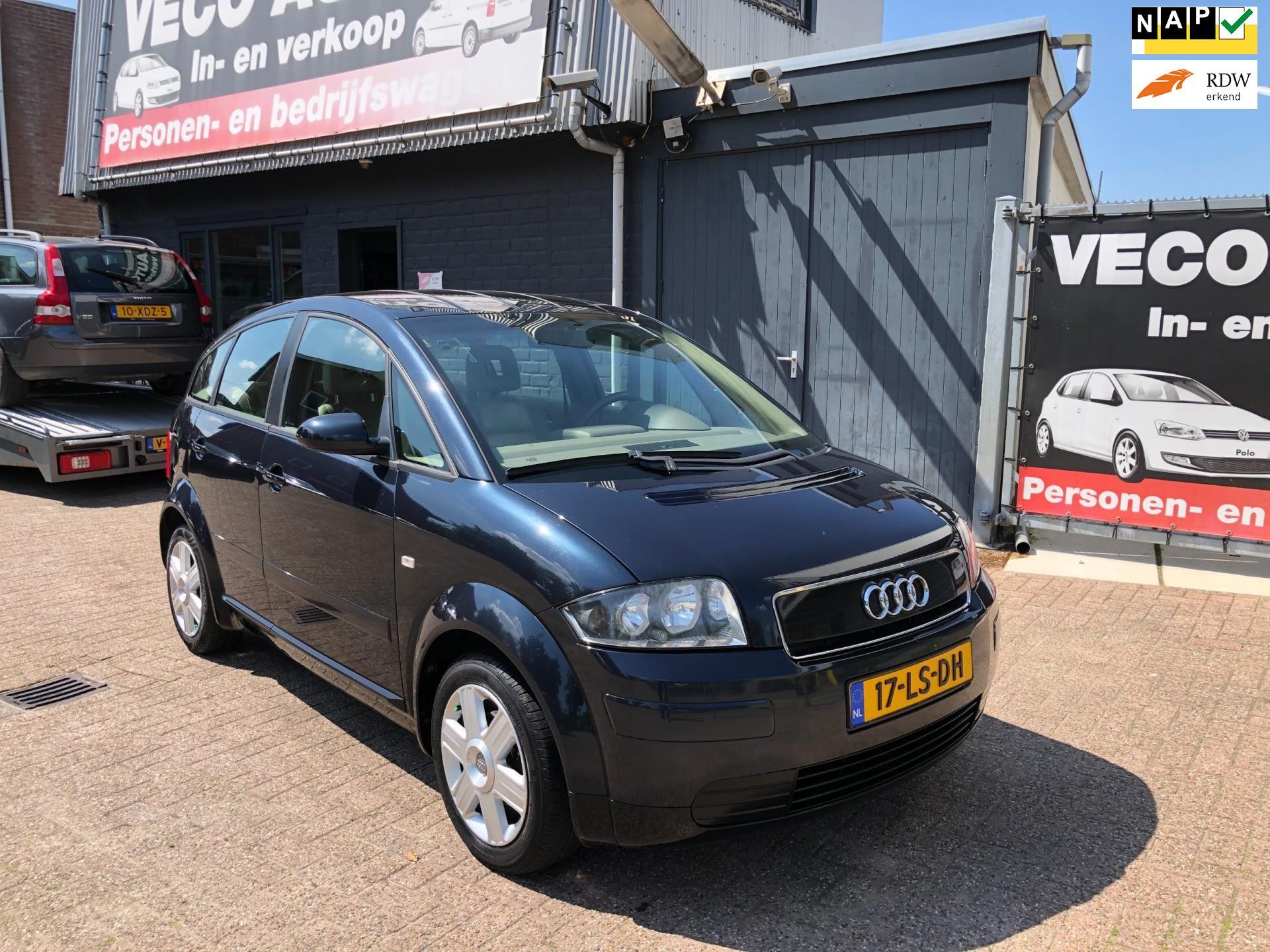 Audi A2 occasion - Veco Auto's